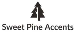 Sweet Pine Accents Logo